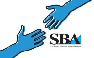 SBA Logo image