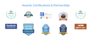The Rojas Group TRGLV Awards, Certifications image
